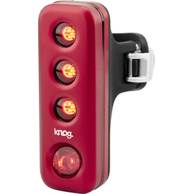 Knog Blinder Road R70 Fietsverlichting rode LED, ruby